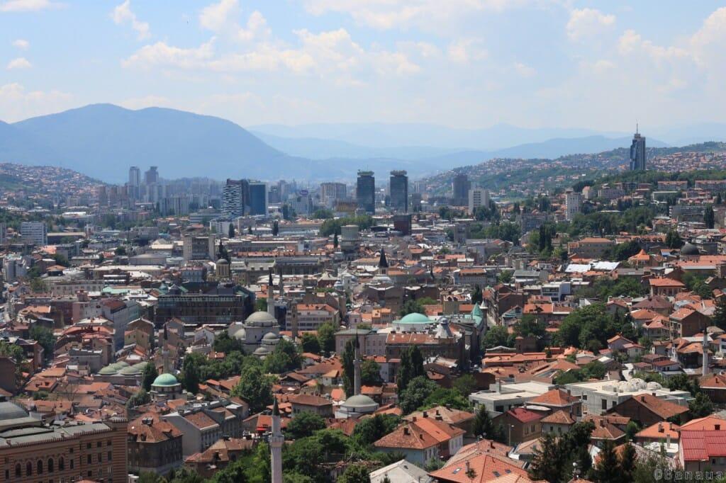 Sarajevo : la perle de Bosnie-Herzégovine