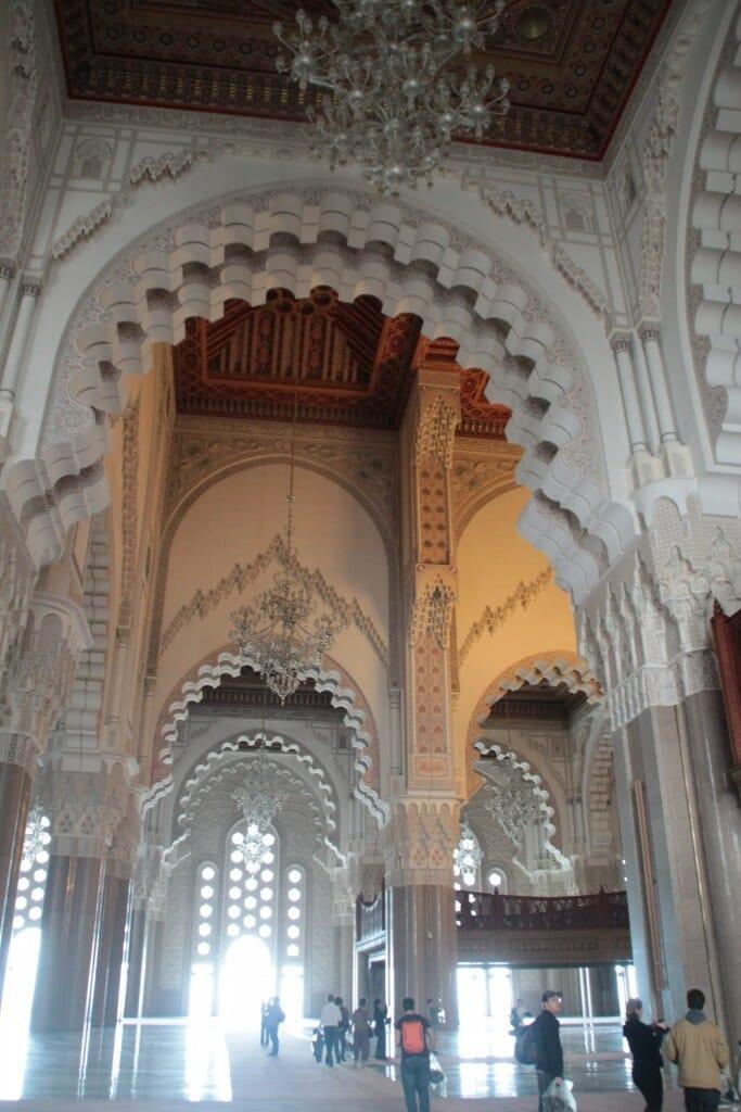 Mosquée Hassan II - Casablanca