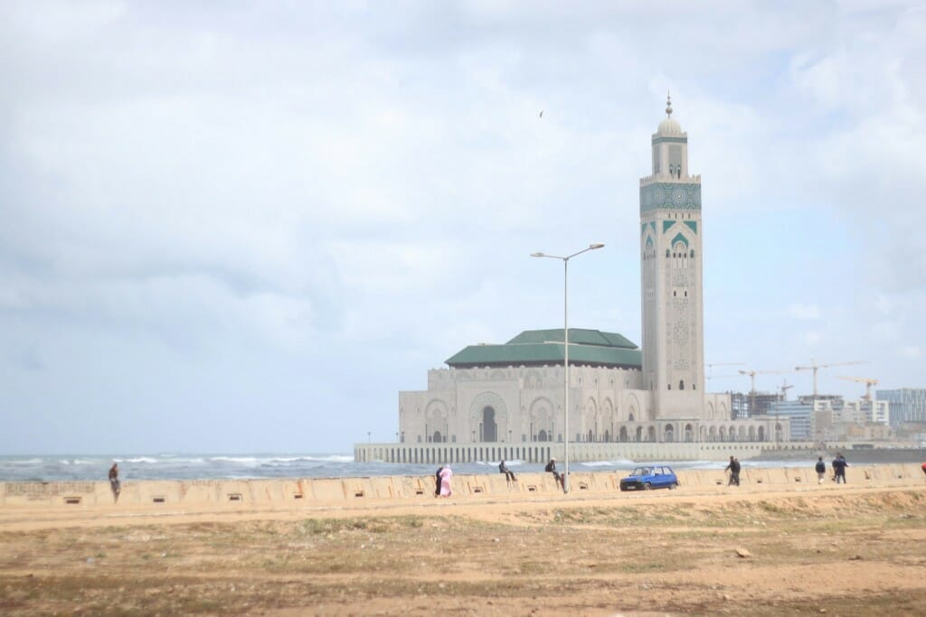 La Mosquée Hassan II de Casablanca – Maroc