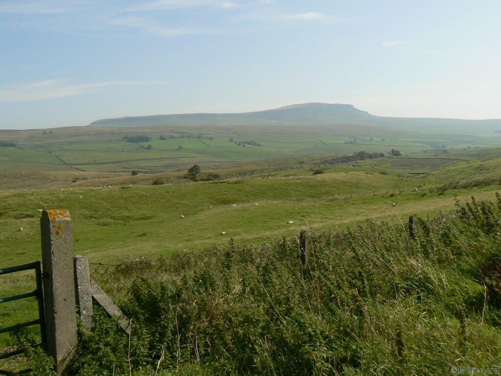 Photo de paysage des Dales en Angleterre