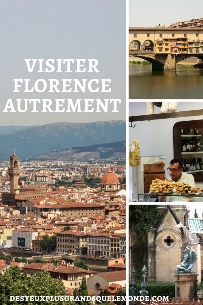 8 bons plans pour visiter Florence autrement