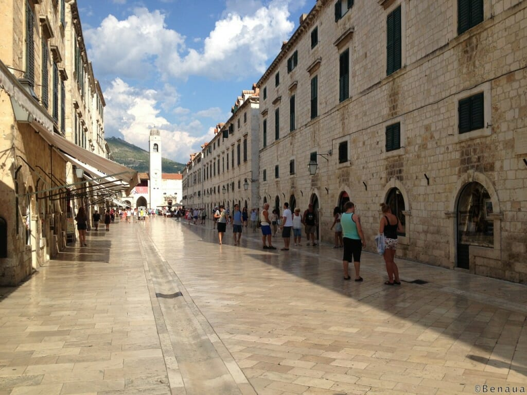 Mon album photos de Dubrovnik en Croatie