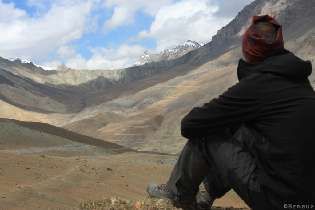 Trek au Zanskar en Himalaya - contemplation - benoit richer