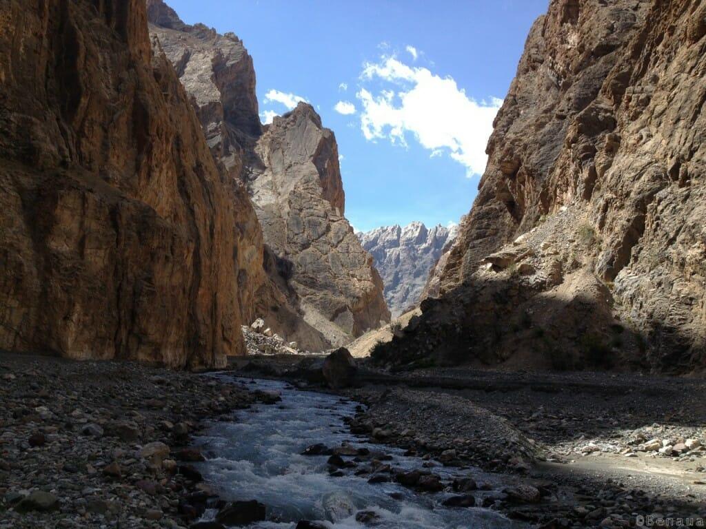 Trek au Zanskar en Himalaya - Photo de Canyon