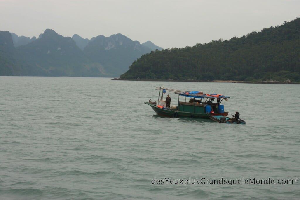 Baie d'Halong : pourquoi choisir Tu Long et l'île de Quan Lan ?
