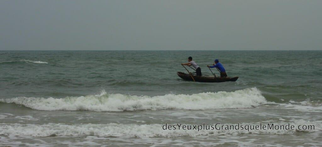 Pêcheurs de Quan Lan