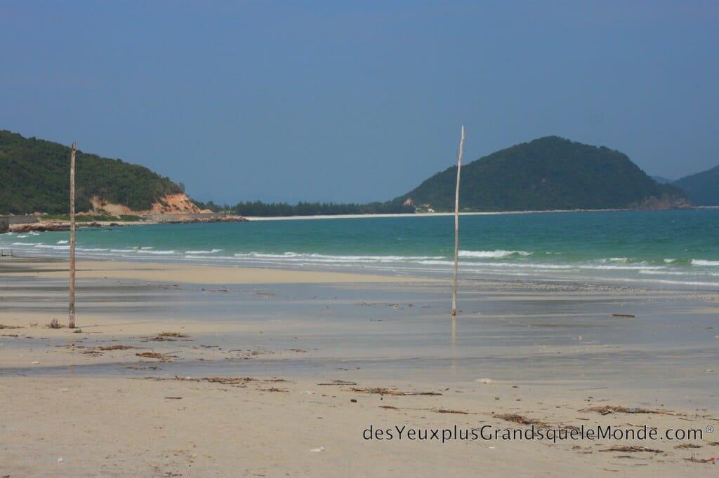 Baie d'Halong - Plage de Quan Lan à Tu Long Bay