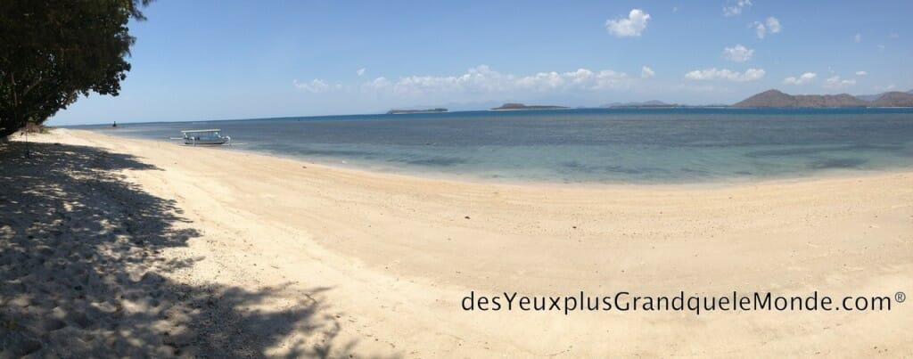 Plages de Sekotong - Lombok