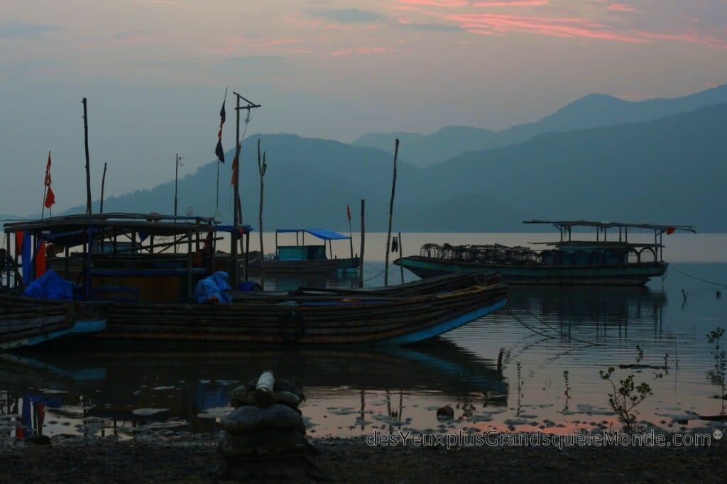 Port de Quan Lan