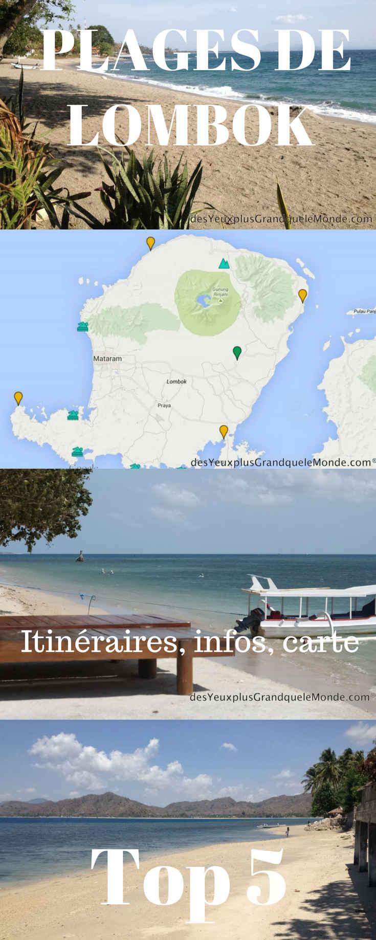 5 plages de Lombok à ne pas manquer | Indonésie