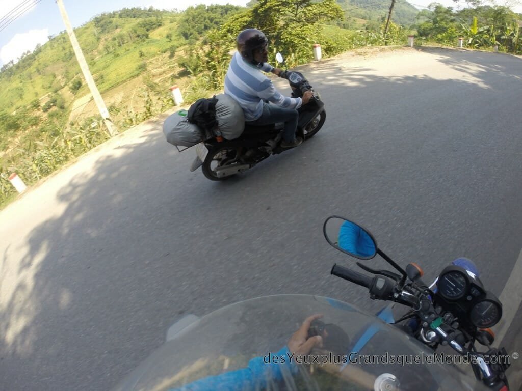 Vietnam en moto - Voyage solo