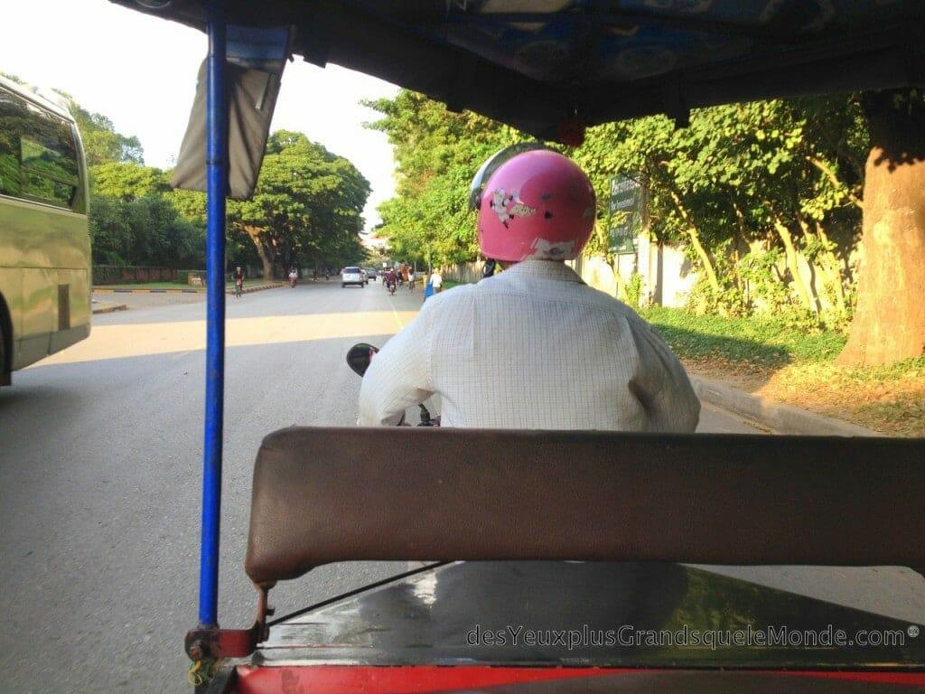 Voyager en Asie - Conduire