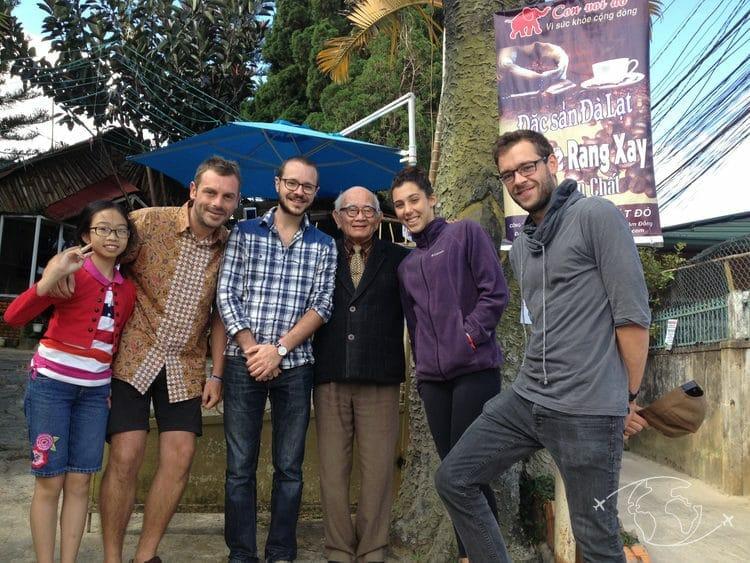 Voyager en Asie - rencontres au Vietnam