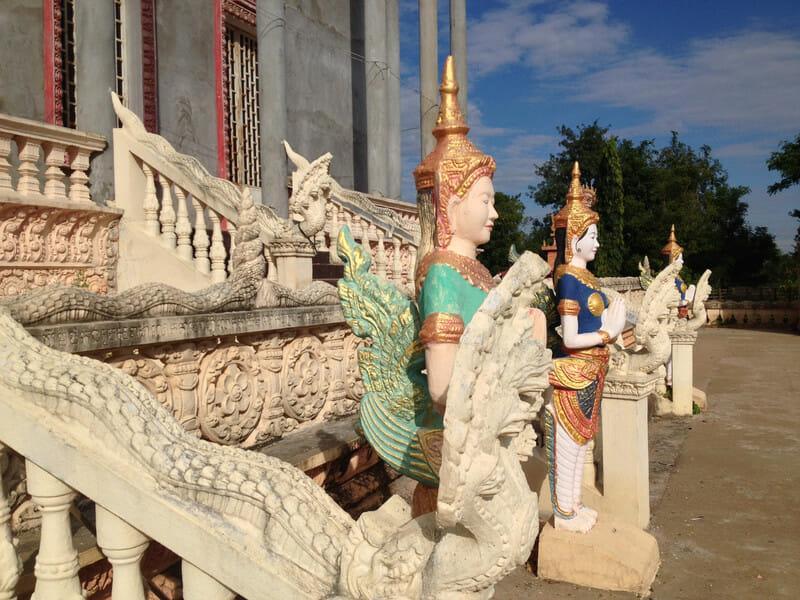 Voyager en Asie - Temple