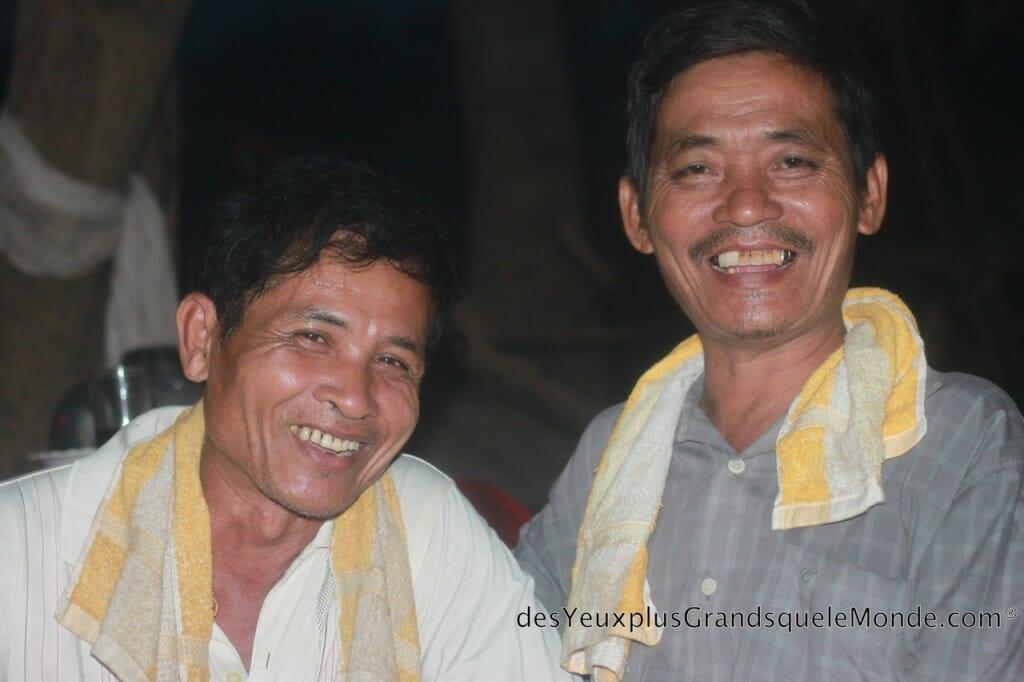 Île de Koh Pen - Cambodge