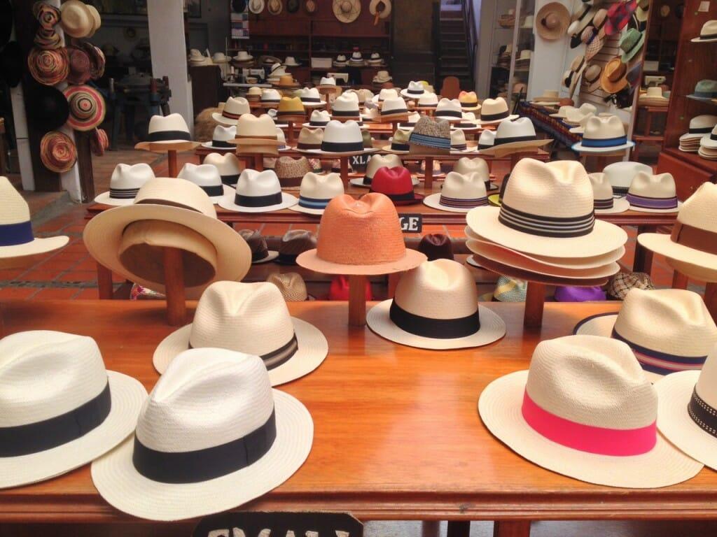 Chapeaux Panama à Cuenca