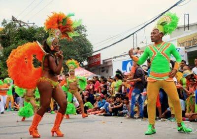 Colombie - Carnaval de Barranquilla