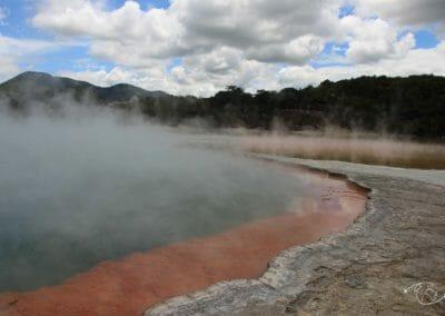 Nouvelle Zélande - Champagne Lake