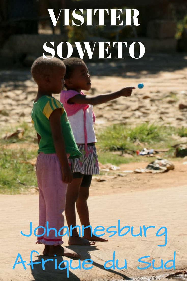 Visiter Soweto, quartier le plus célèbre d\'Afrique du Sud