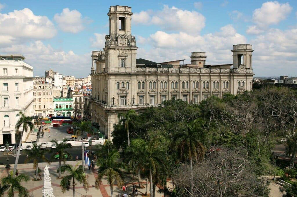 Expérience de voyage à Cuba - Centre de la Vieille Ville de la Havane