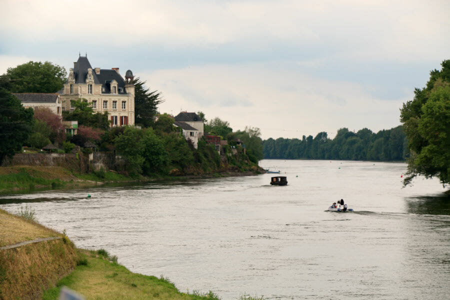 Un week-end en Anjou - Château de Chalonne sur Loire