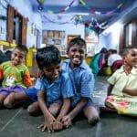Volontariat avec l'association Les Enfants Papillons