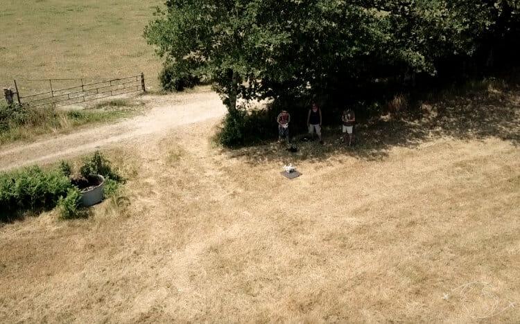 Législation drone france