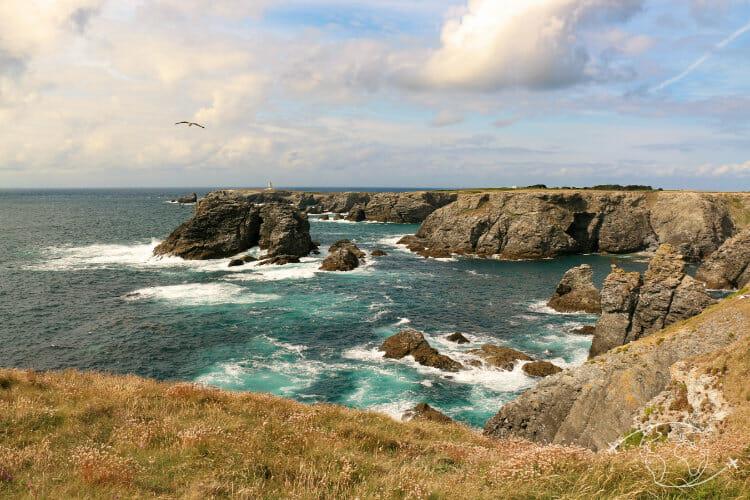 Tour de France des natures et terroirs - Belle Ile en Mer