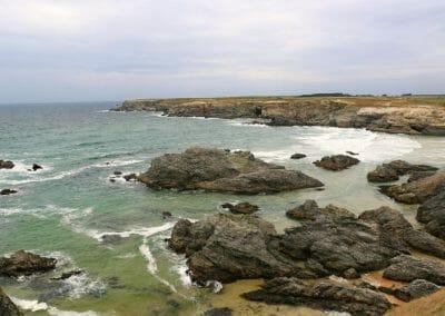 Belle-Ile-en-Mer - Anse de Donnant
