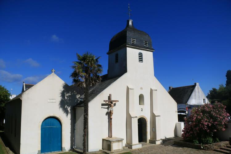 Belle-Ile-en-Mer - Chapelle de Locmaria