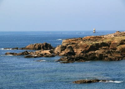 Phare de la pointe du But - l Ile d Yeu