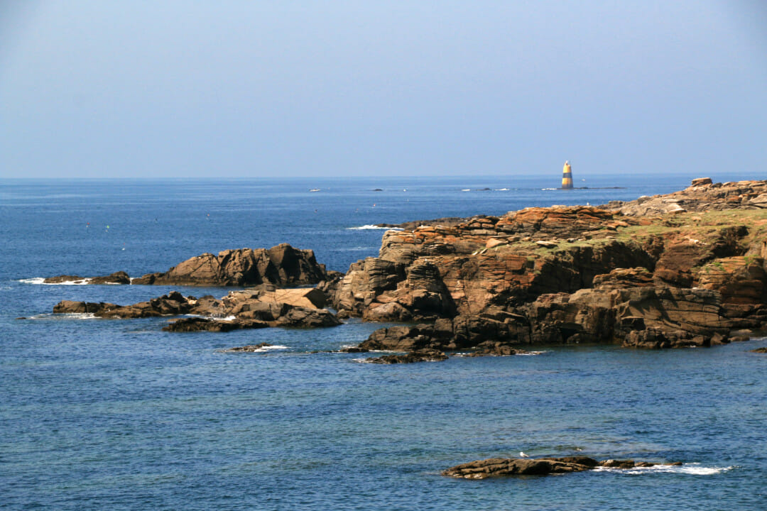 Pointe du But à l'Ile d'Yeu