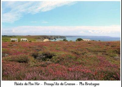 Carte postale - Au revoir Ma Bretagne