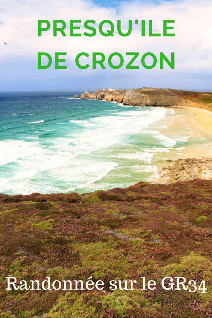 Je rêvais de randonner sur le GR34 tout autour de la Presqu'île de Crozon ! Je l'ai fait et vous rapporte mon expérience, des photos et toutes les infos !