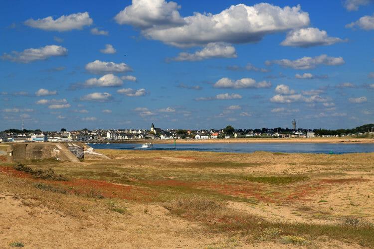 Visiter les alentours de Lorient - La Barre d Etel