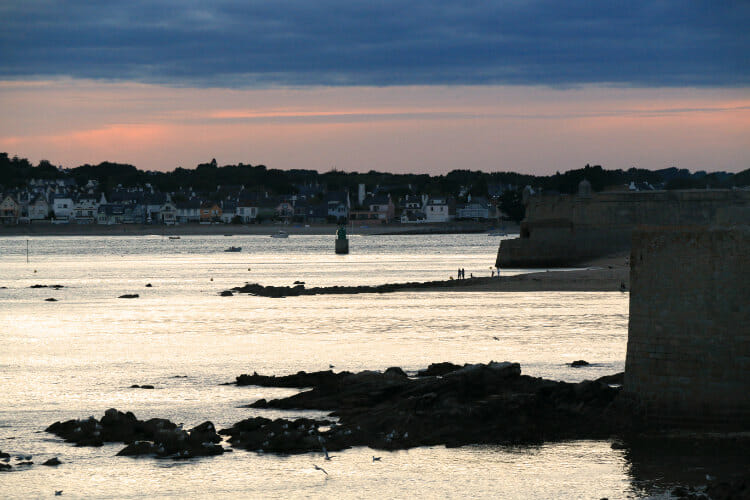 Visiter les alentours de Lorient - Port Louis