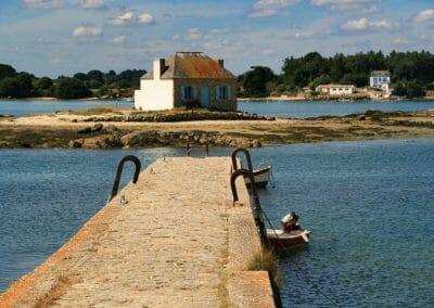 Visiter les alentours de lorient - Saint Cado
