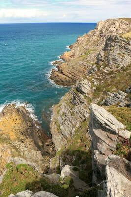 Fréhel et Erquy - Falaises du Cap d'Erquy