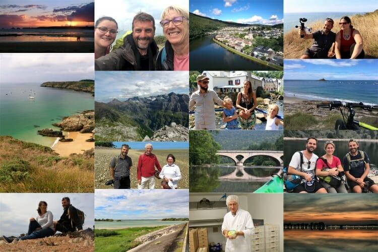 Tour de France des natures et terroirs : Bilan de mes aventures 2017