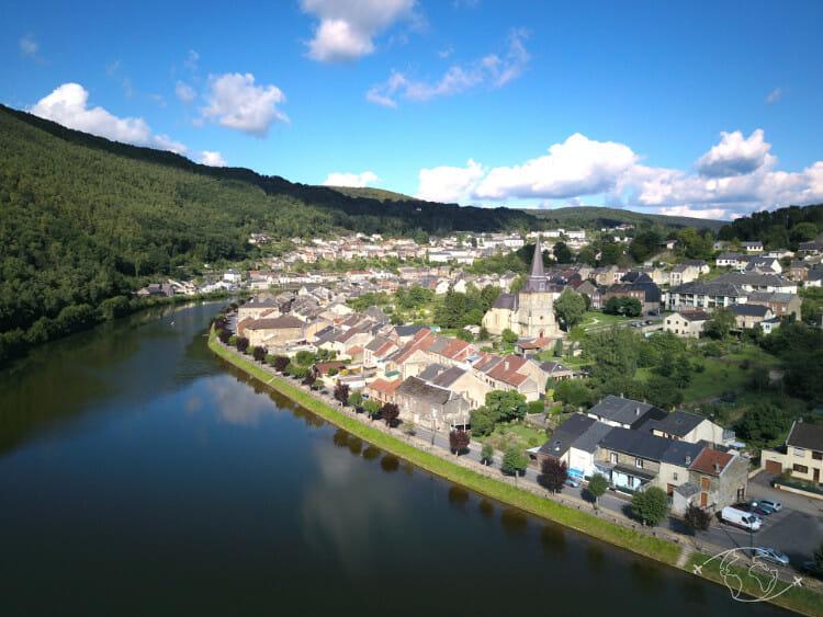 Tour de France - Monthermé - Ardennes