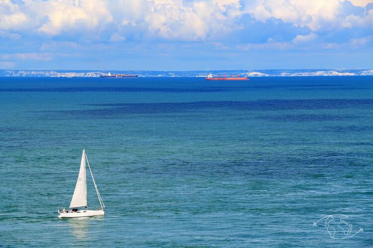Site des Deux Caps - Les côtes anglaises