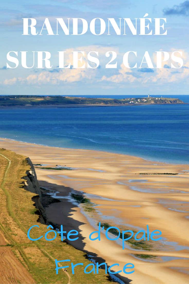 Infos, Photos, Bons Plans et Liens Utiles pour aller randonner sur le Site des Deux Caps sur la Côte d'Opale dans le Pas de Calais.