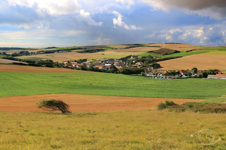 Site des Deux Caps - Village d'Escalles - Pas-De-Calais