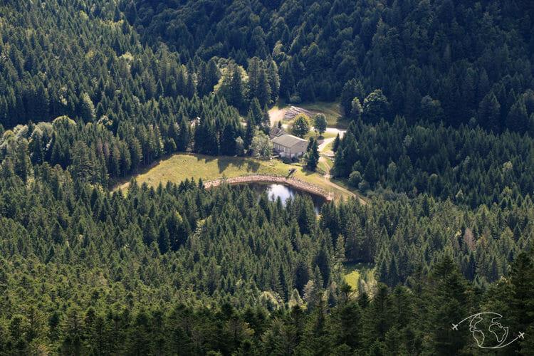 Autour de Corcieux - En haut des Champis - Randonnée du Lac de Lispach