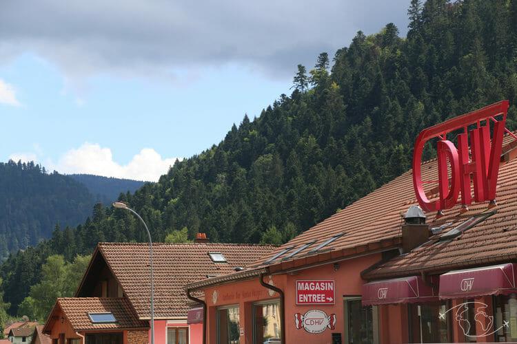 Autour de Corcieux - CDHV - Confiserie des Hautes Vosges