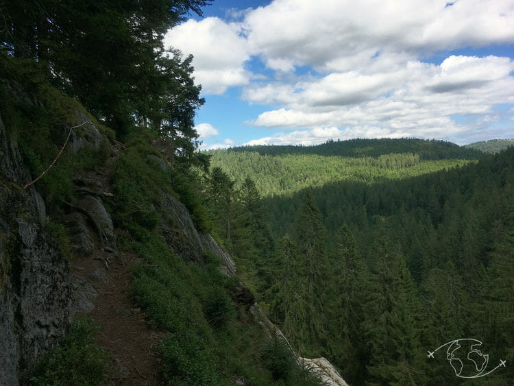 Autour de Corcieux - Corde - randonnée du Lac de Lispach