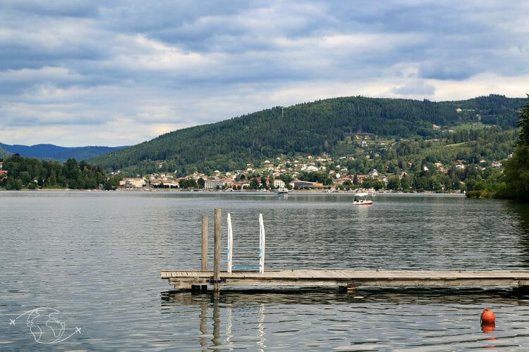 Autour de Corcieux - Lac de Gérardmer
