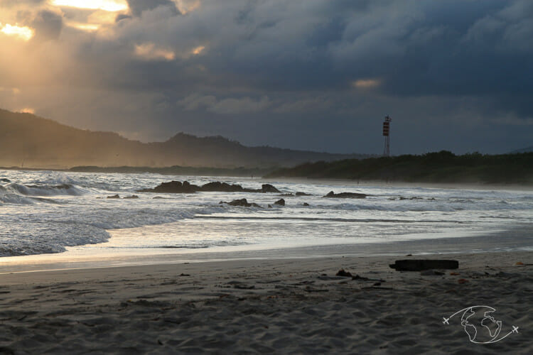 Visiter les Galapagos - Playa del Amor - Ile Isabela