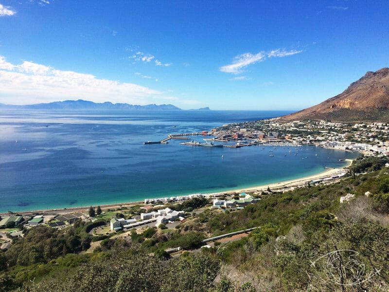 Afrique du Sud- Route du Cap de Bonne Espérance