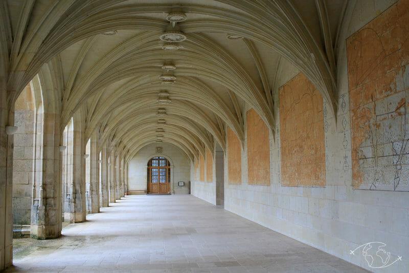 Arches du château d'oiron